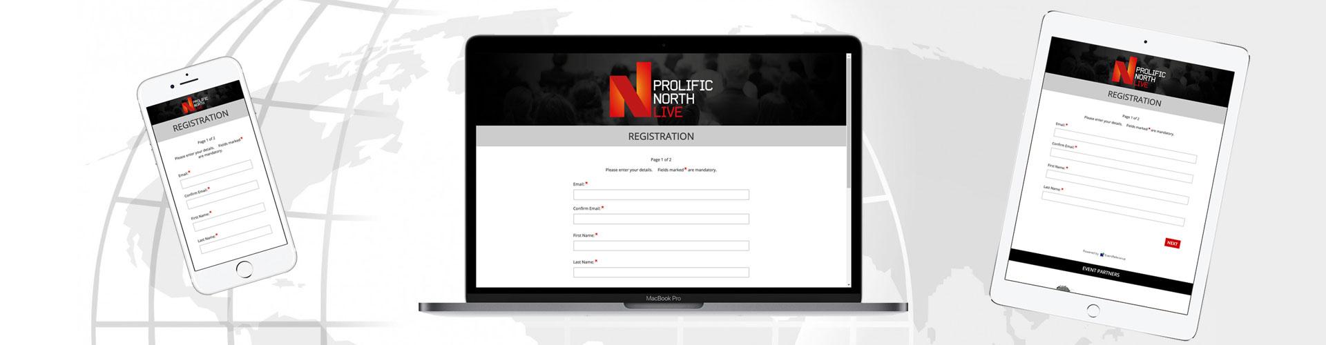 Online event registration and badging | RefTech